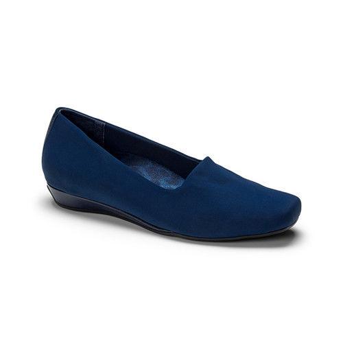 【美國VIONIC法歐尼】健康美體時尚鞋 Powell-普葳兒(藍色)
