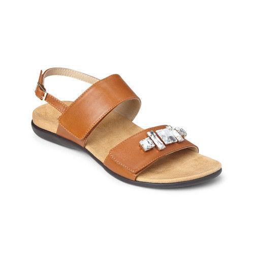 【美國VIONIC法歐尼】健康美體時尚鞋Dupre-杜佩(咖啡色)