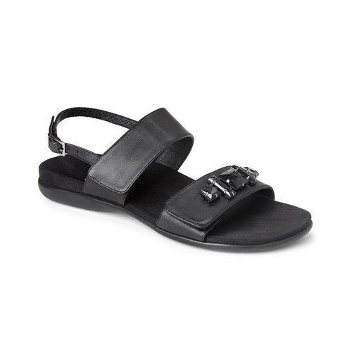 【美國VIONIC法歐尼】健康美體時尚鞋Dupre-杜佩(黑色)