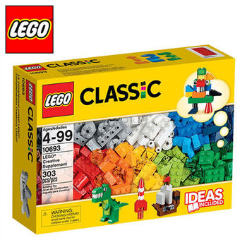 樂高【LEGO】L10693 樂高R 創意桶