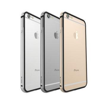【U.case】Apple iPhone 6/6S Plus 金屬邊框保護殼