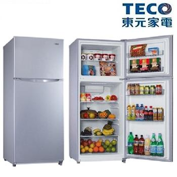 TECO東元408L雙門冰箱R4151N