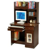 【Homelike】 自然風味電腦書桌(2色)