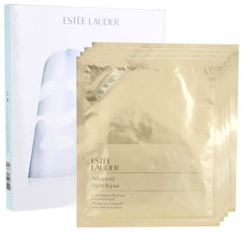 Estee Lauder 雅詩蘭黛 特潤雙層超導修護面膜(4片組)/盒裝