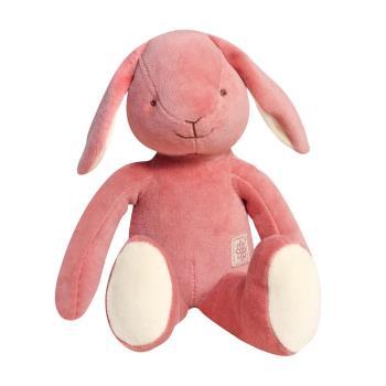 美國miYim有機棉安撫娃娃 邦妮兔兔 32cm