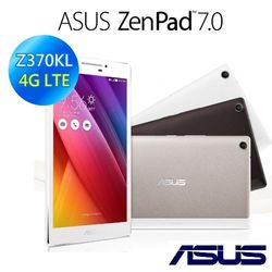 ASUS華碩 ZenPad 7.0 Z370KL 2G/8G 7吋四核LTE平板電腦