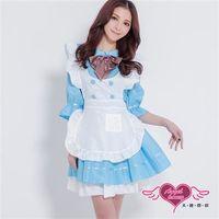 天使霓裳 女僕 浪漫誘惑 超可愛 超萌女僕裝(藍F) -QF2081