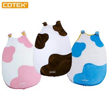 COTEX 幼兒防水透氣睡袋 獨家專利不怕尿床著涼