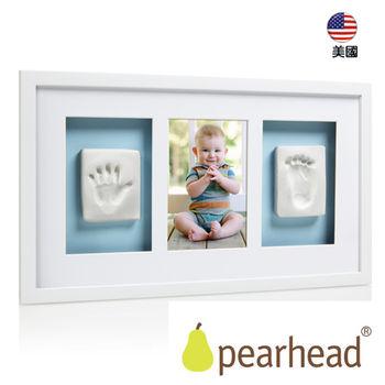 《PEARHEAD》新寶寶掌印掛牆相框 (3格)