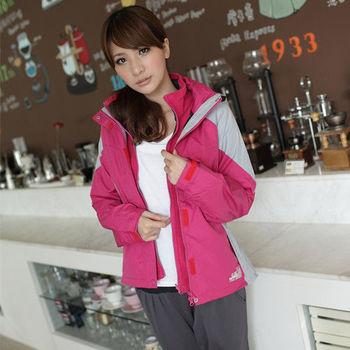 【TOMATO BEAR】多功能認證2件式軟殼衣(三色S-3XL)