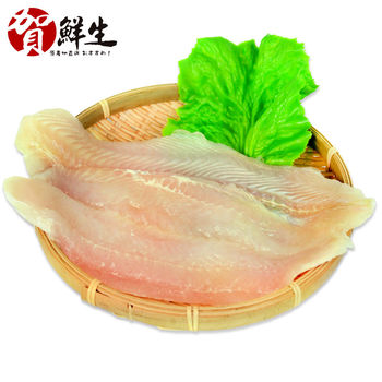 【賀鮮生】急凍鮮嫩巴沙魚排2kg(約4-5片/1kg/包)