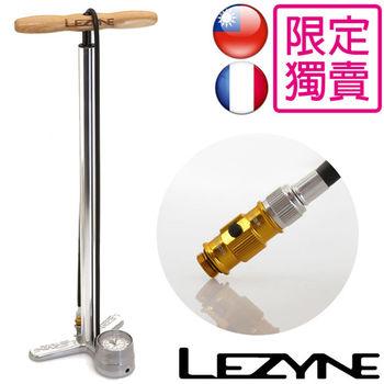 LEZYNE ALLOY FLOOR DRIVE鋁合金直立式打氣筒(特別版-限定獨賣)
