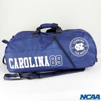 NCAA北卡兩用旅行袋 (藍色、黑色)