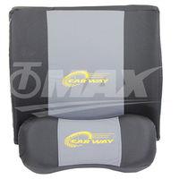 omax一對寶護腰靠墊頭枕組合