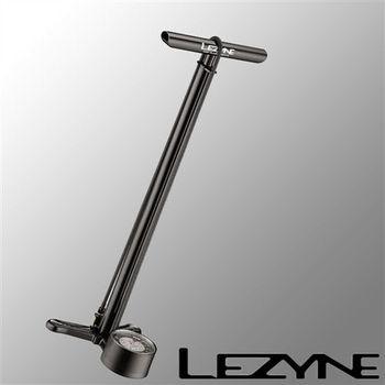 LEZYNE CNC FLOOR DRIVE直立式打氣筒(黑)