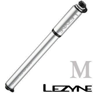 LEZYNE ROAD DRIVE公路車專用高壓打氣筒(銀)M