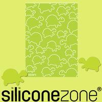 【Siliconezone】Siconi環保矽膠任意桌貼布-綠蠵龜
