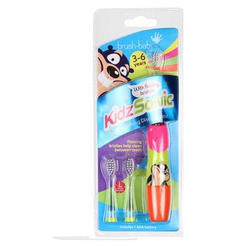 寶貝牙刷-音波式電動牙刷(3-6歲)