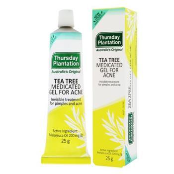 [星期四農莊]茶樹凝膠Tea Tree Medicated Gel For Acne