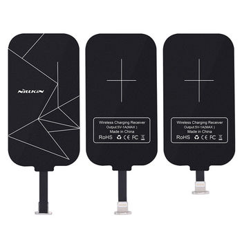 【NILLKIN】Lightning 能量貼無線充電接收端