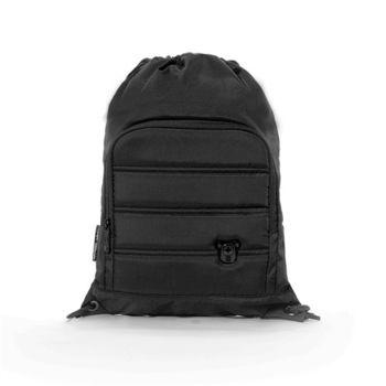 【Swissdigital】質感時尚束口後背包-共三色