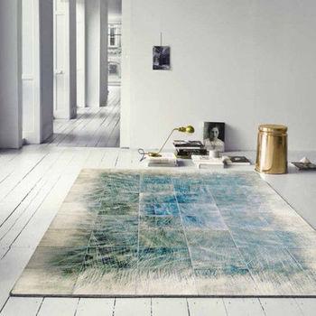 【范登伯格】印度手工牛皮地毯-混沌-200x290cm