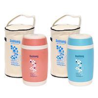 日本Dashiang大相真水保溫食物罐580ml附提袋