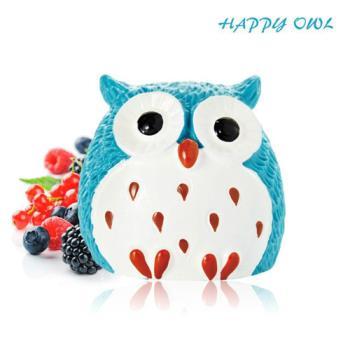 【Happy owl】快樂貓頭鷹護唇膏-幸福莓果1.5G