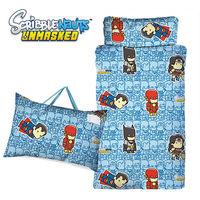 【正義聯盟】超級英雄二用幼教兒童睡袋-Q版篇