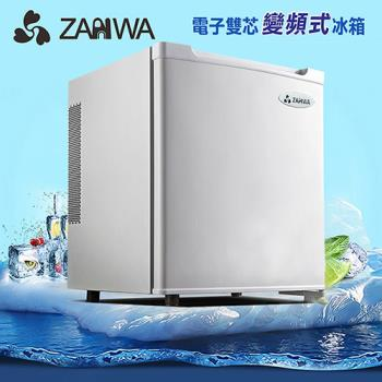 【ZANWA晶華】 電子雙芯變頻式冰箱/冷藏箱/紅酒櫃 CLT-30AS