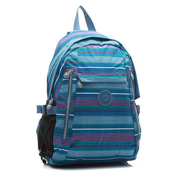 [ANGIMI SHOP]休閒防水大容量防潑水後背包(8色)