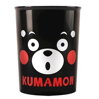 Kumamon酷MA萌 圓型垃圾桶/收納桶