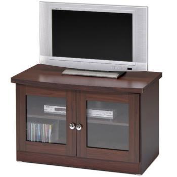 【Homelike】簡約雙門電視櫃