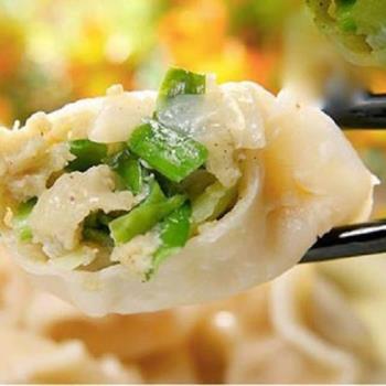 豐郁軒 手工水餃6包(每包約45顆) (豬肉/韭菜/牛肉/豬肉玉米)