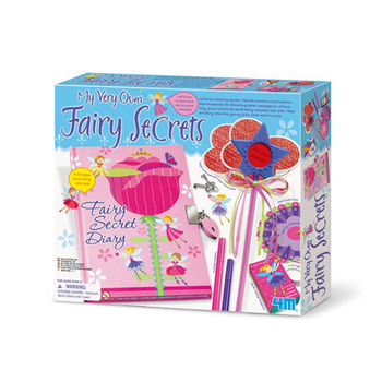 【4M】美勞創作系列 - 花精靈秘密花園 My Very Own Fairy Secret 00-02748