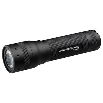 德國LED LENSER P7QC專業四色調光手電筒(贈訊號棒)
