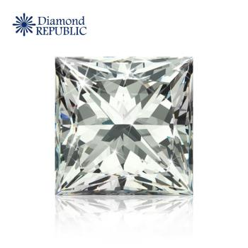 【鑽石共和國】方型祼鑽GIA 0.30克拉 E / VVS1