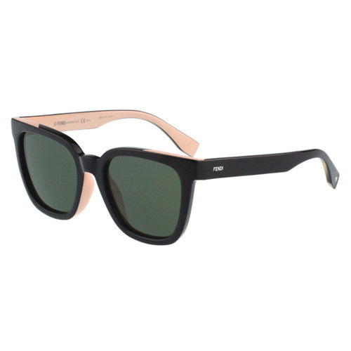 FENDI-時尚太陽眼鏡(黑色)