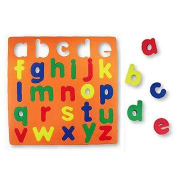 【幼福】Baby磁性學習板-小寫abc