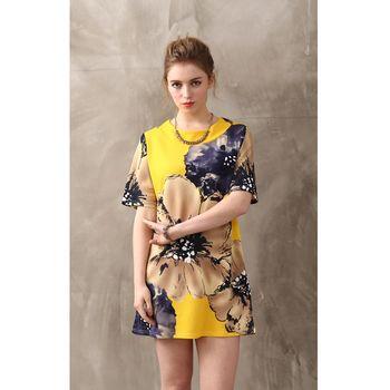 日本Impress進口新款維那斯顯瘦洋裝