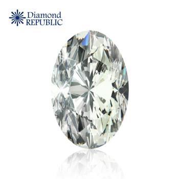 【鑽石共和國】橢圓型祼鑽GIA 0.41克拉 G / SI2
