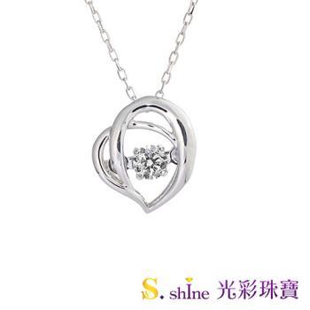 日本舞動鑽石項鍊 夢幻