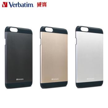 Verbatim 威寶 iPhone6 4.7吋 鋁合金手機保護殼 (3色)
