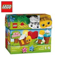樂高【LEGO】L10817 德寶Creative Chest