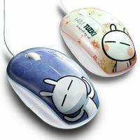 【i2】兔斯基有線滑鼠