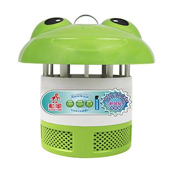 勳風  USB專用捕蚊神蛙二用LED吸蚊燈 HF-D206U