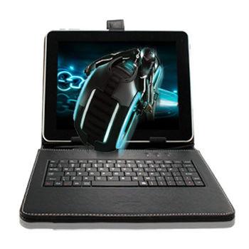 IS愛思9.7吋 平板電腦專用 注音鍵盤皮套