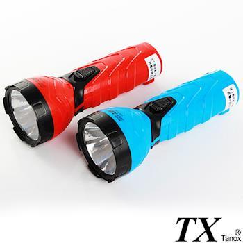 特林TX 充電式LED環保手電筒 TX-9048-活動品