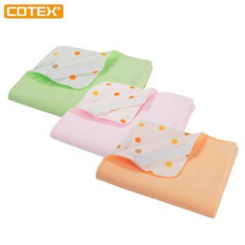 【COTEX嬰兒床保潔墊】防止吐奶尿床 保護床墊