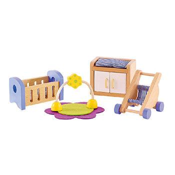 【德國Hape愛傑卡】現代嬰兒房組合